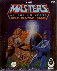 Masters of the Universe, The - Role Playing Game