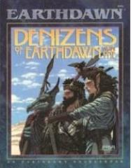 Denizens of Earthdawn #1