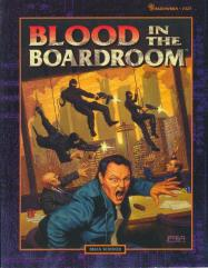 Blood in the Boardroom
