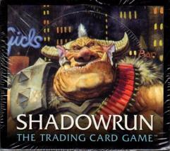 Shadowrun Booster Box (Limited Edition)