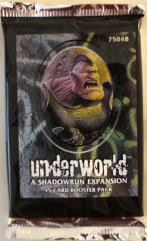 Underworld Expansion Booster Pack