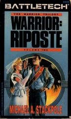 Warrior Trilogy #2 - Warrior - Riposte
