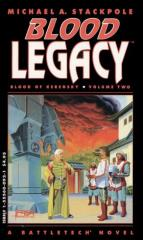 Blood of Kerensky #2 - Blood Legacy (FAS8616)