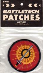 Patch - Davion