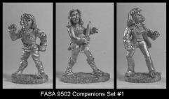 Companions Set #1