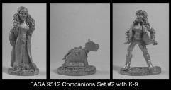 Companions Set #2 w/K-9