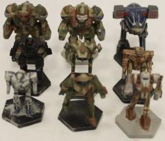 Battletech Plastic Miniatures Collection #8