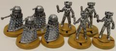 Daleks & Cybermen Collection #1