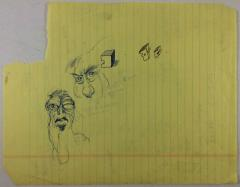 FASA Office Doodle - Faces #2
