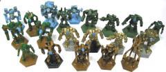 Battletech Plastic Miniatures Collection #5 - 20 Figures