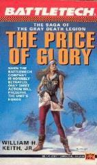 Saga of the Gray Death Legion #3 - The Price of Glory