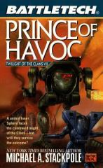 Twilight of the Clans #7 - Prince of Havoc (LE5706)