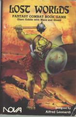 Giant Goblin with Mace and Shield