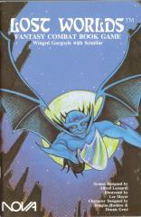 Winged Gargoyle with Scimitar