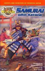 Samurai w/Katana