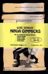 Ninja Gimmicks
