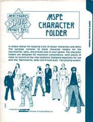 Character Folder