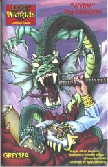 Wyrm the Dragon