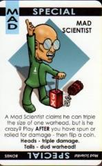 Promo Card - Special - Mad Scientist