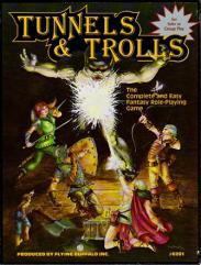 Tunnels & Trolls (5th Edition)