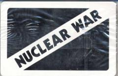Nuclear War Blank Deck