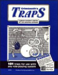 Grimtooth's Traps (2nd Edition, 1st-5th Printings)
