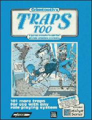 Grimtooth's Traps Too (1st Edition, 2nd+ Printing)