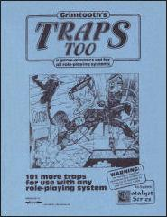 Grimtooth's Traps Too (UK 1st Printing)