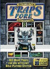 Grimtooth's Traps Fore (2nd Edition)