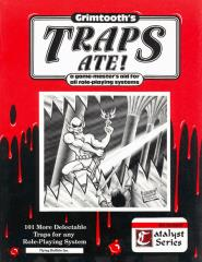 Grimtooth's Traps Ate (1st Edition)