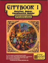 Citybook I - Butcher, Baker, Candlestick Maker