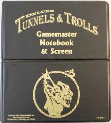 Game Master Notebook & Screen (Binder)