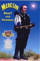 Meresin - Dwarf with Warhammer
