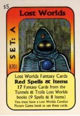 Fantasy Card Set A