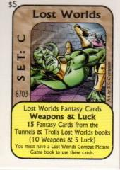 Fantasy Card Set C