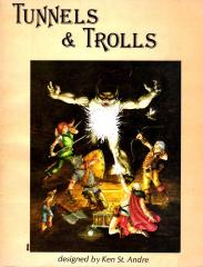 Tunnels & Trolls (5th Edition, 3rd Printing)