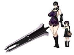 Cattleya - Weapon Merchant