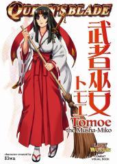 Tomoe - The Musha-Miko (English Edition)