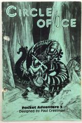 Circle of Ice (UK 1st Printing)