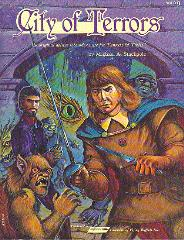 City of Terrors (1st Edition)
