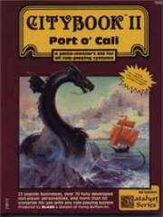 Citybook II  - Port o' Call