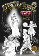 Deluxe Tunnels & Trolls Preview Pack (Free RPG Day 2013)