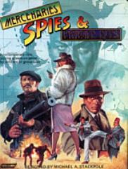 Mercenaries, Spies & Private Eyes