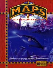 Maps Book #2 - Places of Legend
