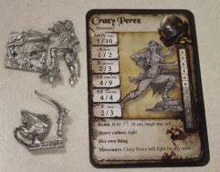 Crazy Perez #1