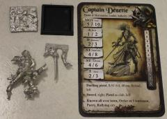 Captain Dezette #1