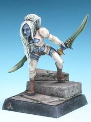 Caryth - Female Dark Elf