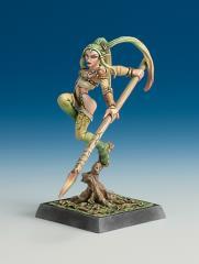 Aedui - Female Elf
