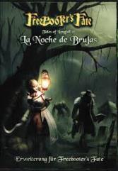 Tales of Longfall #1 - La Noche de Brujas
