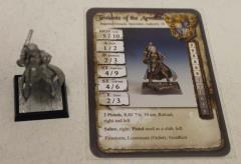 Teniente of the Armada #1